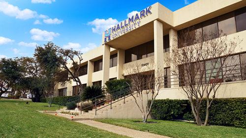 Hallmark University online associate's in IT