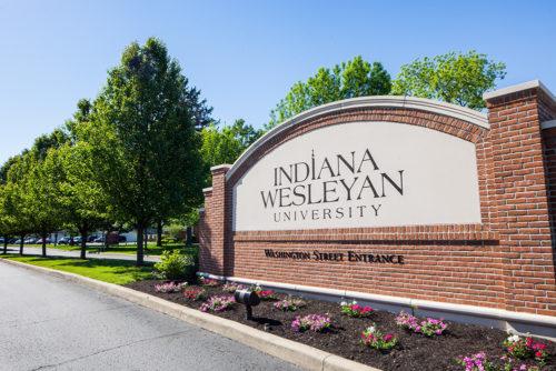Indiana Wesleyan University online associate's in IT