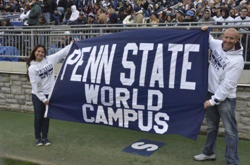 Penn State online associate's in IT