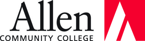 Logo of Allen Community College for our ranking of associate's in psychology degree programs