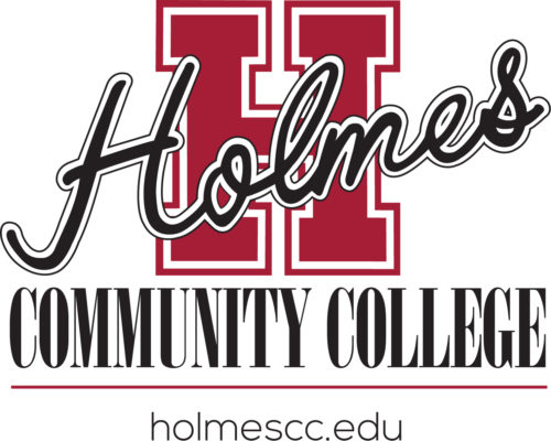 Logo of Holmes Community College for our ranking of associate's in psychology degree programs