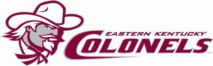 Logo of Eastern Kentucky University for our ranking of paralegal studies associate's