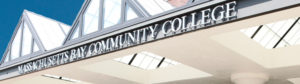 Logo of Massachusetts Bay Community College for our ranking of paralegal studies associate's