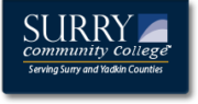 Logo of Surry Community College for our ranking of online associate's digital media