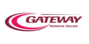 Logo of Gateway for our ranking of online associate's graphic design