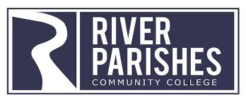 Logo of River Parishes Community College for our ranking of best general studies associate's