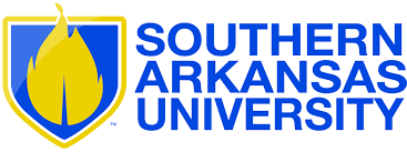 Logo of Southern Arkansas University for our ranking of best general studies associate's