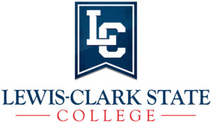 Logo of Lewis-Clark State for our ranking of best associate's in web development