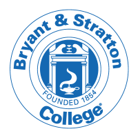 Logo of Bryant & Stratton for our ranking of health services administration associate's degrees