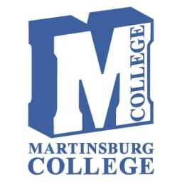 Logo of Martinsburg College for our ranking of health services administration associate's degrees