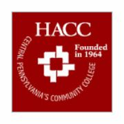 Logo of HACC for our ranking of health services administration associate's degrees