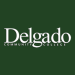 Logo of Delgado Community College for our ranking of best associate's in hospitality
