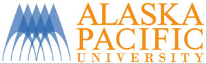 Logo of Alaska Pacific University for our ranking of Tiny Colleges
