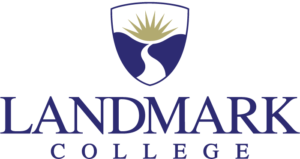 Logo of Landmark College for our ranking of Tiny Colleges