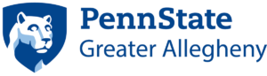 Logo of Penn State Greater Allegheny for our ranking of Tiny Colleges