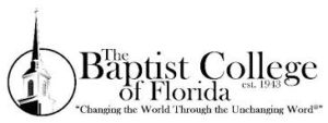 Logo of the Baptist College of Florida for our ranking of Tiny Colleges