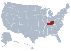 Image of Kentucky for our ranking of free college