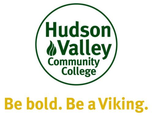 Logo of Hudson Valley Community College for our ranking of associate's degrees in entrepreneurship