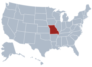 Image of Missouri for our ranking of free college