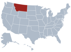 Image of Montana for our ranking of free college
