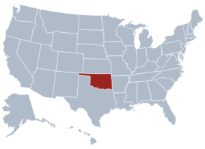 Image of Oklahoma for our ranking of free college