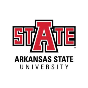 Logo of Arkansas State for our ranking of best ADN nursing programs