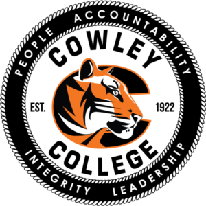 Logo for our profile of cowley-college