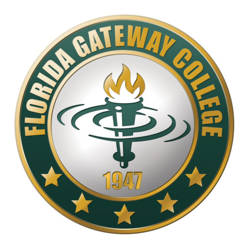 Logo of Florida Gateway College for our ranking of computer programming associate's degrees