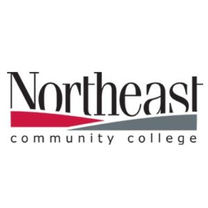 Logo for our profile of northeast-community-college