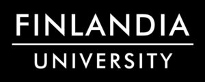 Logo for our profile of finlandia-university