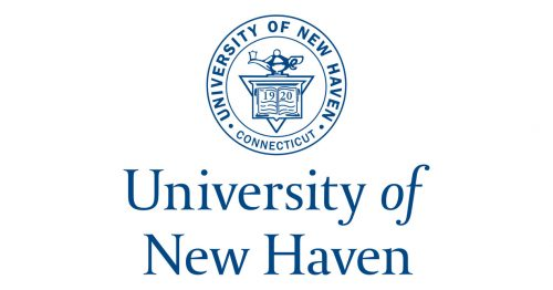 Logo of University of New Haven for our ranking of dental hygienist schools
