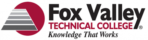 Logo of Fox Valley Tech for our ranking of dental hygienist schools