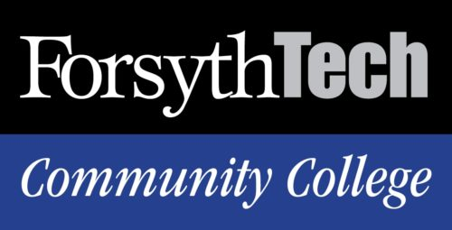 Logo of Forsyth Tech for our ranking of online associate's in project management