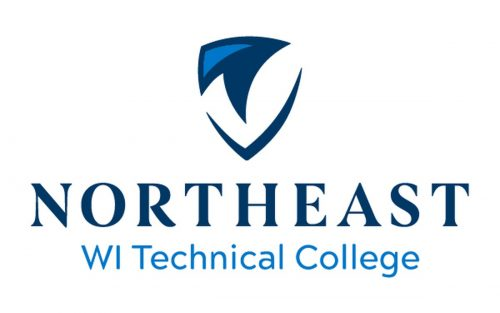 Logo of Northeast WI Tech for our ranking of dental hygienist schools