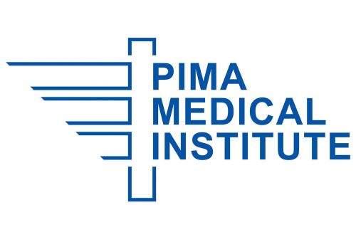 Logo of Pima Medical Institute for our ranking of dental hygienist schools