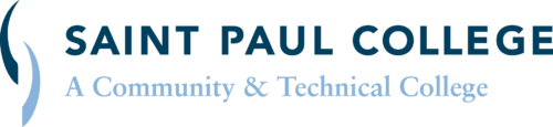 Logo of Saint Paul College for our ranking of online associate's in project management