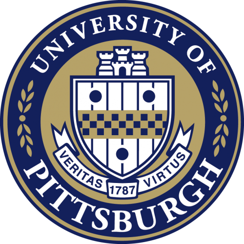 Logo of University of Pittsburgh for our ranking of dental hygienist schools