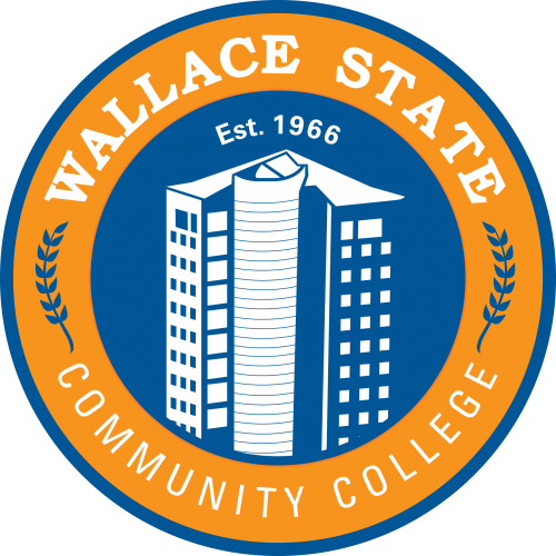 Logo of Wallace State for our ranking of dental hygienist schools