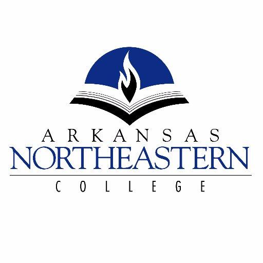 Logo of Arkansas Northeastern College for our ranking of cheapest online associate's degrees
