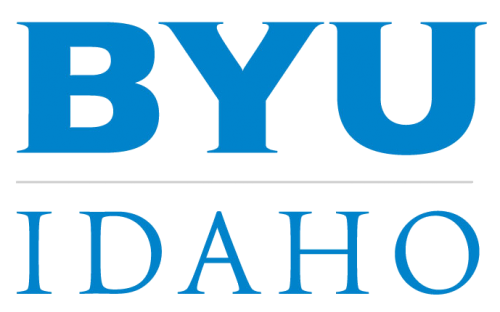 Logo of BYU Idaho for our ranking of cheapest online associate's degrees