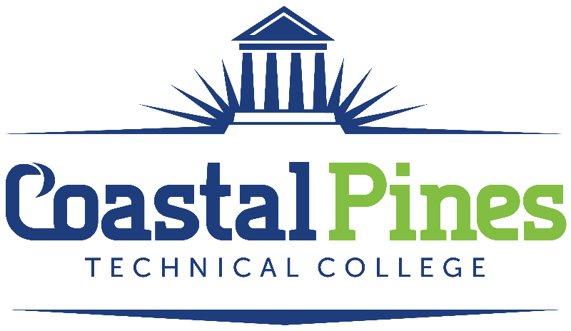 Logo of Coastal Pine Technical College for our ranking of cheapest online associate's degrees