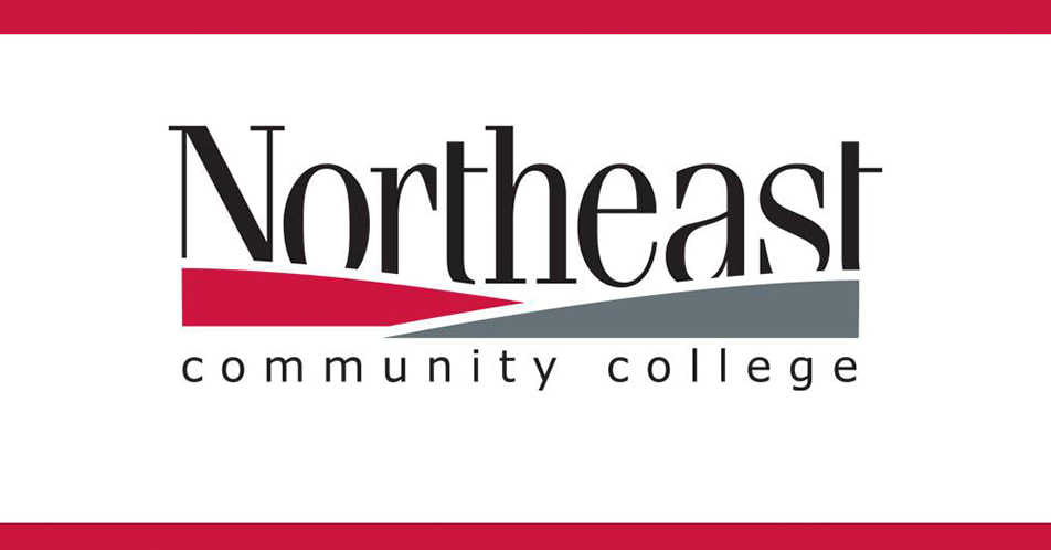 Logo of Northeast Community College for our ranking of cheapest online associate's degrees