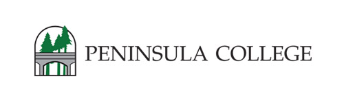 Logo of Peninsula College for our ranking of cheapest online associate's degrees
