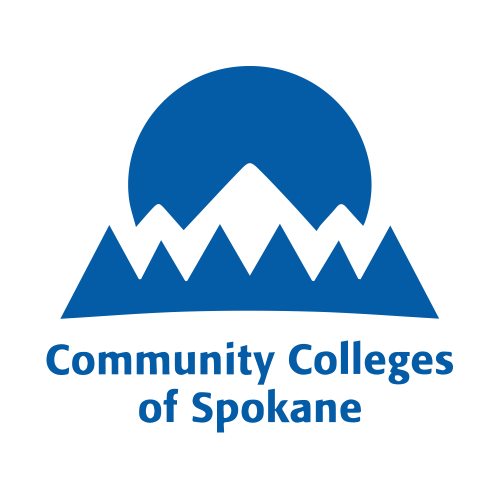 Logo of Community Colleges of Spokane for our ranking of cheapest online associate's degrees