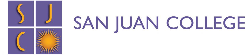 Logo of San Juan College for our ranking of cheapest online associate's degrees