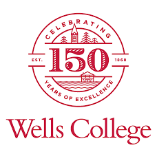 Logo for our profile of Wells College
