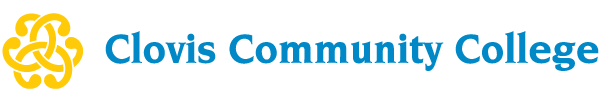 Logo of Clovis Community College for our ranking of cheapest online associate's degrees