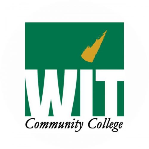 Logo of WIT Community College for our ranking of top associate's in agriculture