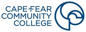 Logo of Cape Fear Community College for our ranking of best nuclear tech associate's
