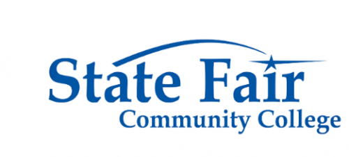 Logo of State Fair community College for our ranking of top associate's in engineering